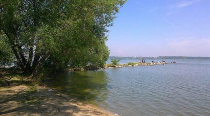 Ежегодная поездка на Лутугинское водохранилище