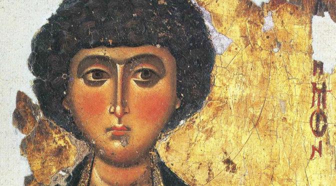 ПАНТЕЛЕИМОН: ВРАЧ, ХРИСТИАНИН И МУЧЕНИК