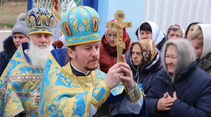 ПРАЗДНОВАНИЕ КАЗАНСКОЙ ИКОНЕ БОЖИЕЙ МАТЕРИ В КАЗАНСКОМ ХРАМЕ Г. АЛМАЗНАЯ